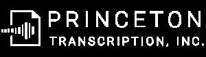 Princeton Transcription Intelligent Transcription Services for Enterprise