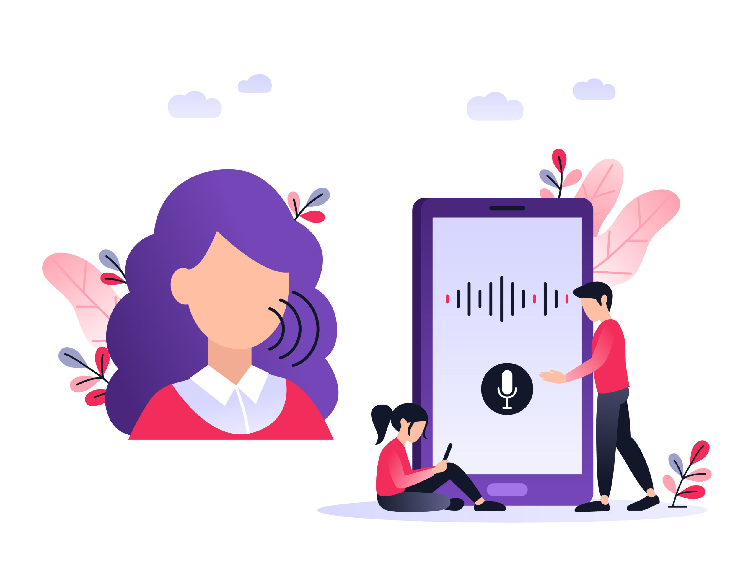 Voice Recognition editing